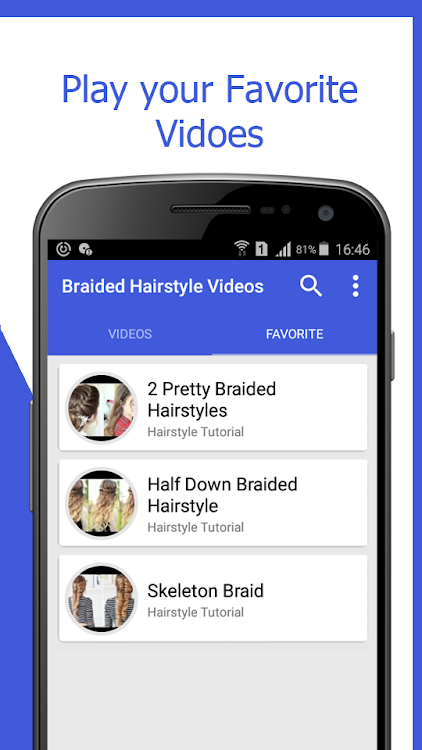 Braided Hairstyle Videos Android Apps Appagg