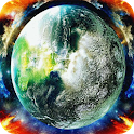Galaxy on fire Live Wallpaper icon