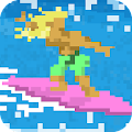 Pixel Surf