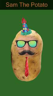 Sam The Potato - náhled