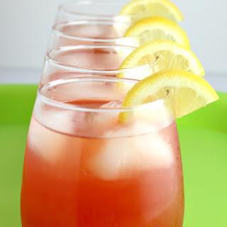 Lemon Raspberry Iced Tea