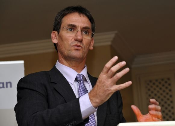 Anglo American Platinum CEO Chris Griffith. Picture: FINANCIAL MAIL