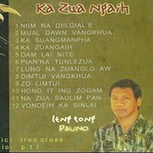zomi song Ka Zua Ngaih (Lengtong Pauno) - náhled