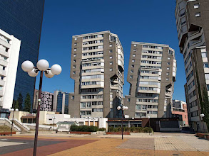 Photo: Bagnolet, Grand angle, 2007