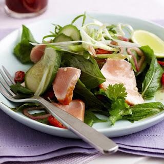Fragrant Salmon Salad.