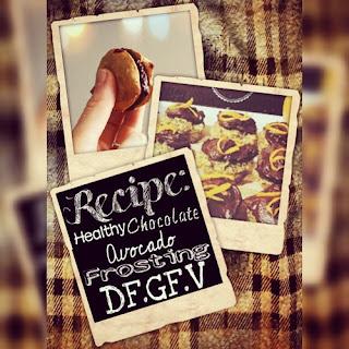 Gluten Free, Dairy Free Vegan Chocolate Frosting