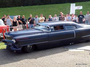 Photo: Dieser Wagen ist nicht einfach zu handeln!