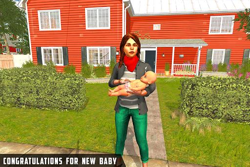 Virtual Pregnant Mom: Mother Simulator Family Life  screenshots 6