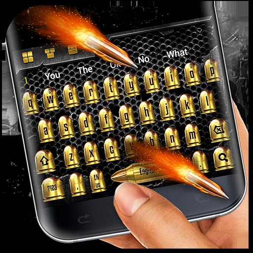 Bullet Shot Keyboard