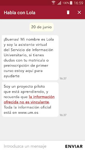 Acceso DURM screenshot 2