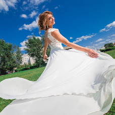 Wedding photographer Nikita Solomanidin (solomanidin). Photo of 04.09.2016