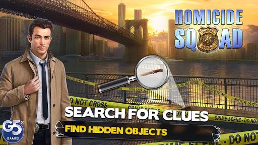 Homicide Squad: Hidden Crimes  screenshots 11