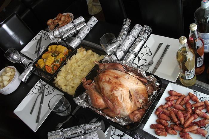 Claro que la comida también es protagonista durante la Navidad en el Perú