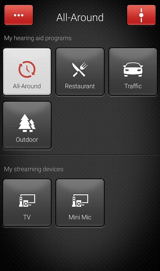 ReSound Smart- screenshot