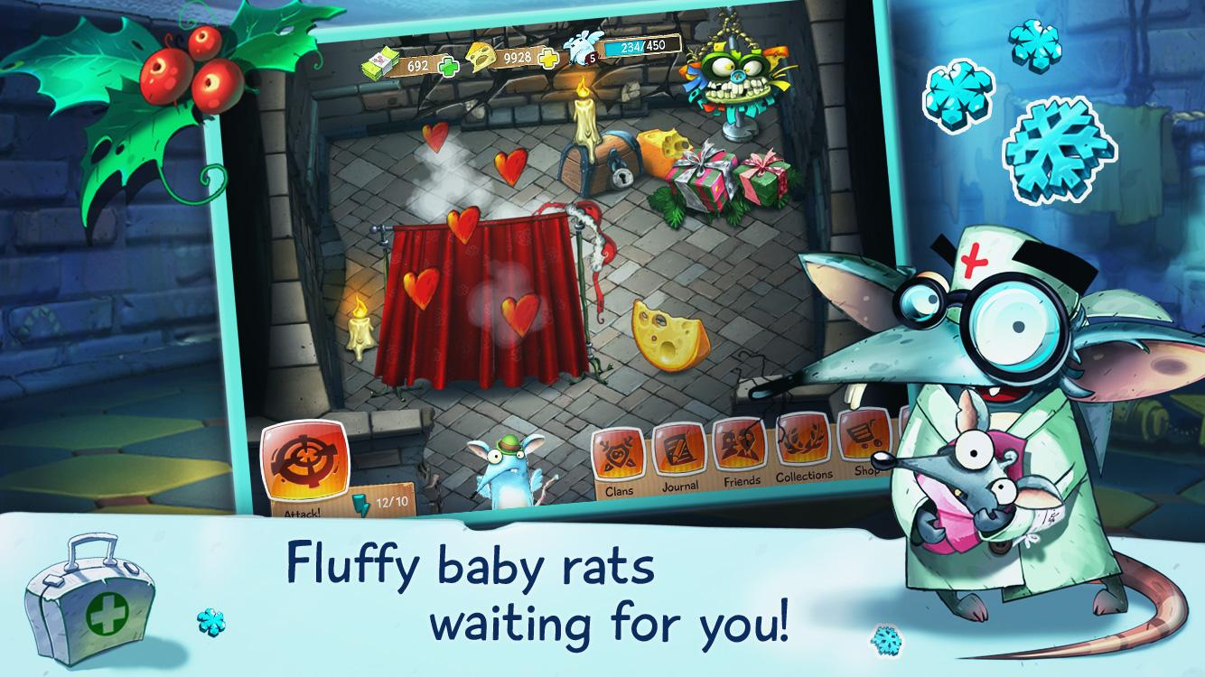 The Rats- screenshot
