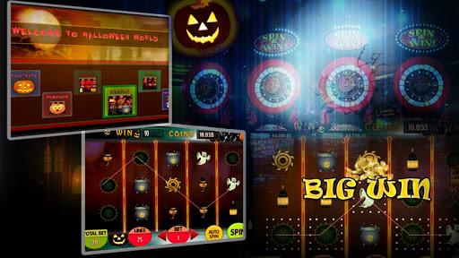 777 Halloween Fortune Slots
