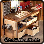 Garage Work Bench