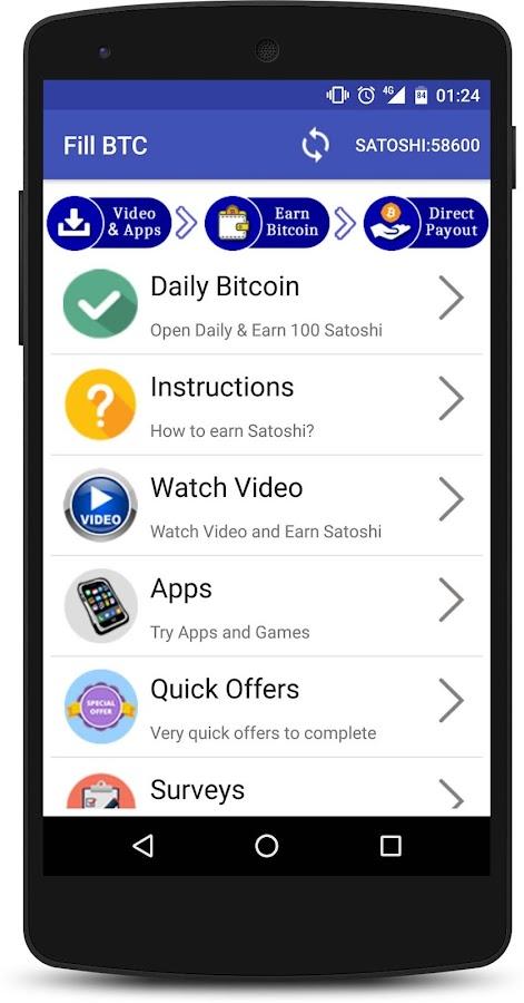 Earn Bitcoin Free App Vdcloudsa Cf -