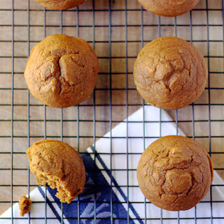 Better Easy Pumpkin Muffins
