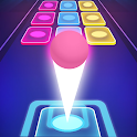 Beat Ball: Dancing Color Hop icon