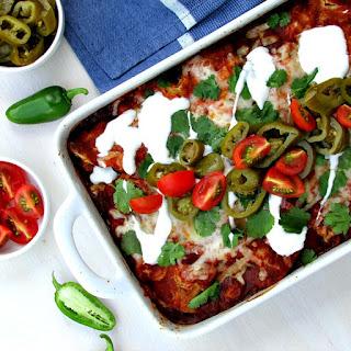 Mexican Chicken Tortilla Casserole Crock Pot Recipes