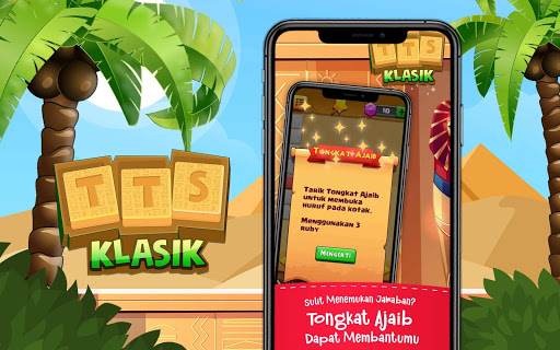 TTS Klasik - Teka Teki Silang Indonesia 2020 apkpoly screenshots 9