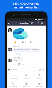 ZOOM Cloud Meetings Apk – For Android 2