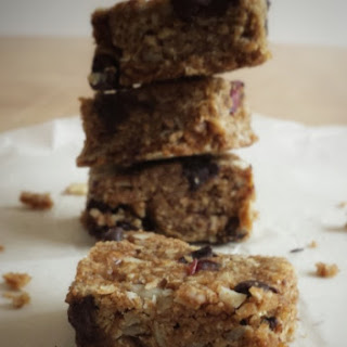 The Climbing Bars (Healthy Granola Bars).
