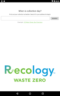 Recology- screenshot thumbnail