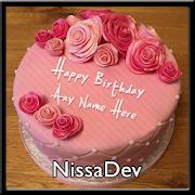 Beautiful Birthday Cake Design