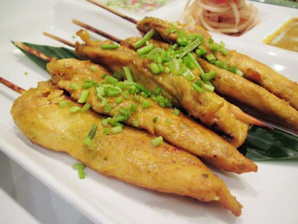 東區 晶湯匙泰式主題餐廳 清爽開胃的泰國菜♥♥♥