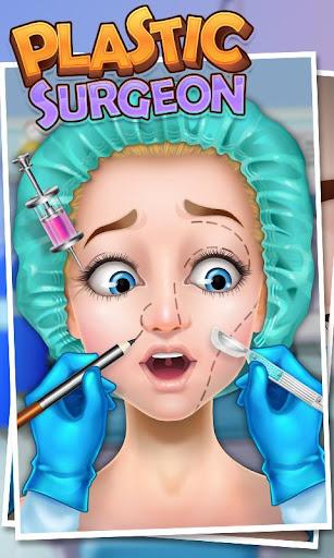 성형 수술 시뮬레이터 - 외과 의사 게임