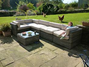 Photo: Wicker Outdoor Furniture http://www.outsideedgegardenfurniture.co.uk/Rattan-Garden-Furniture/index.html