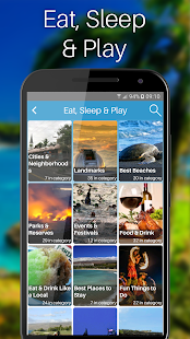 Big Island Travel Guide - náhled