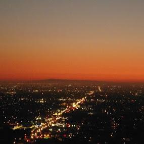 Orange Hills, Ca by Debbie Baxter - Landscapes Starscapes