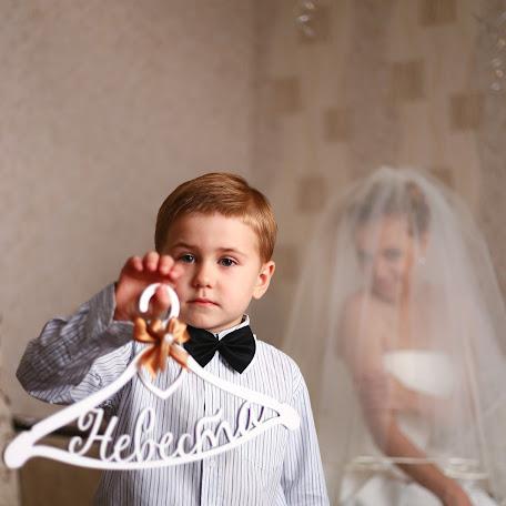 Wedding photographer Viktoriya Khomenko (VikaW). Photo of 23.10.2015