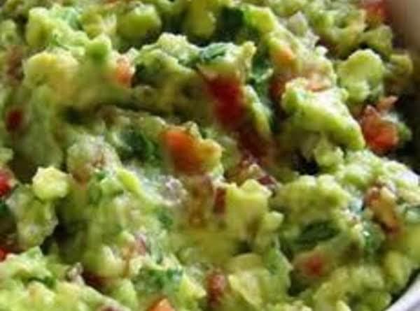 Jeanne's Guacamole Recipe