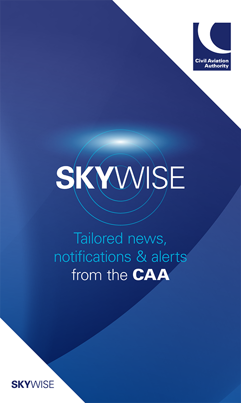 CAA SkyWise- screenshot