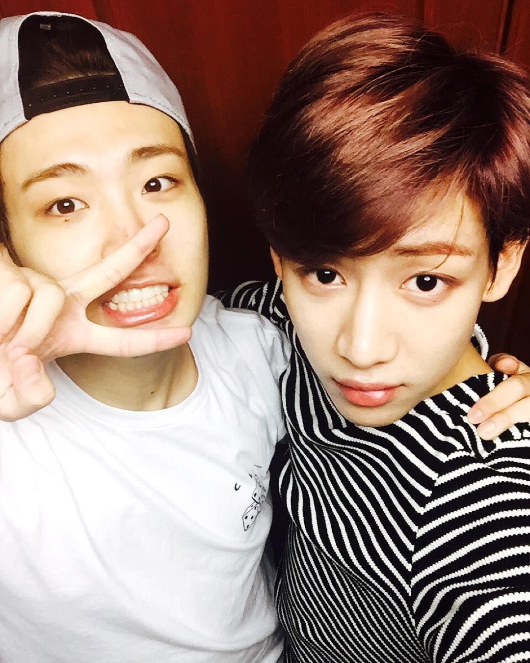 bambam and youngjae