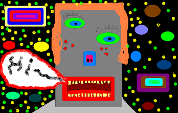 Photo: Freaky Teenaged Robot
