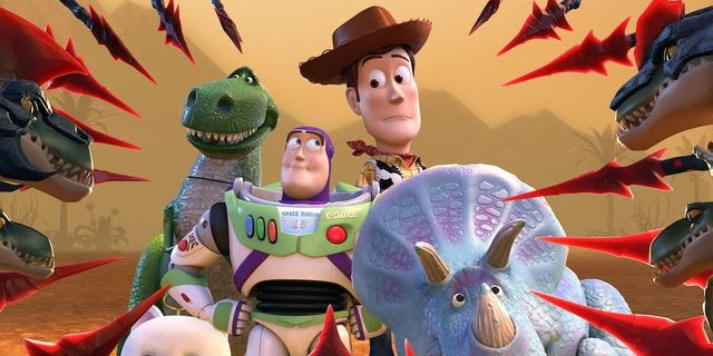 Toy Story Time Forgot