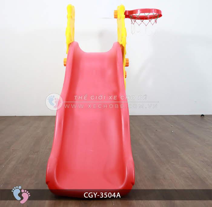 Cầu trượt cho bé hình thỏ YGC-3504A 5