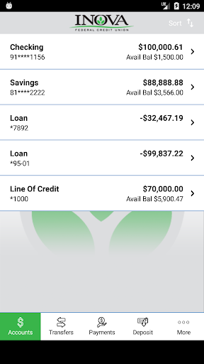 INOVA FCU Mobile Aplicaciones (apk) descarga gratuita para Android/PC/Windows screenshot