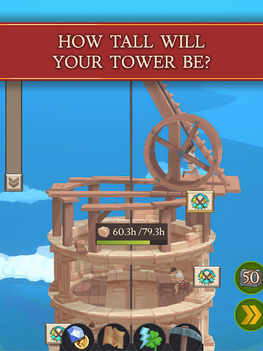 Idle Tower Miner apktram screenshots 7