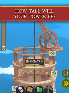 Idle Tower Miner Mod Apk (Unlimited Money) 1.38 7
