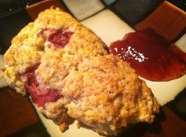 Strawberry Scone Recipe