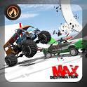 Car Crash Maximum Destruction icon