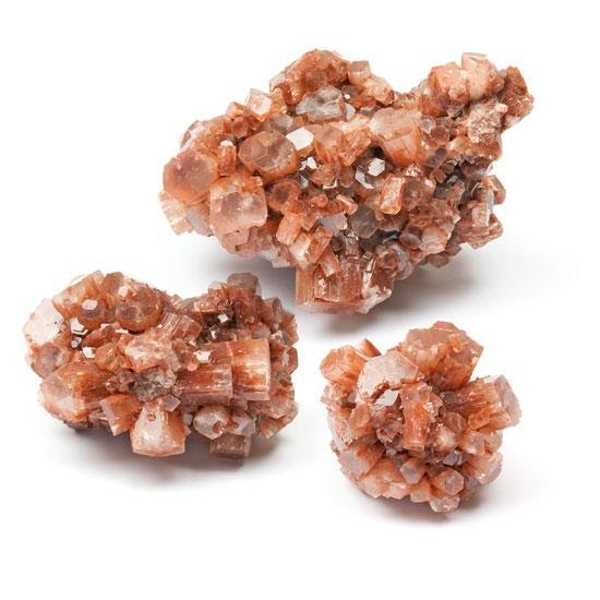 Aragonit, kluster