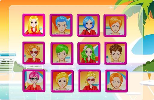 Hairdresser Challenge Games 1.0.6 screenshots 2