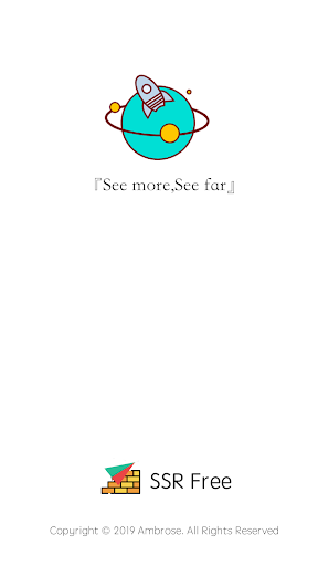 SSR VPN,V2Ray节点搜集(免费VPN  高速 稳定 梯子 科学上网 Free Vpn) screenshot 1